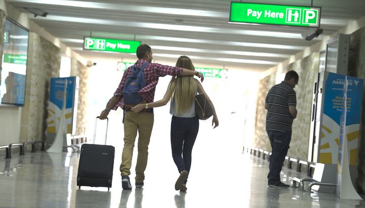 Augusts is MIA's busiest month with more than 690,000 passengers