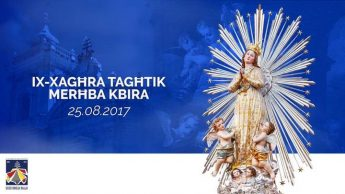 Xaghra Basilica welcomes return of the statue of Maria Bambina