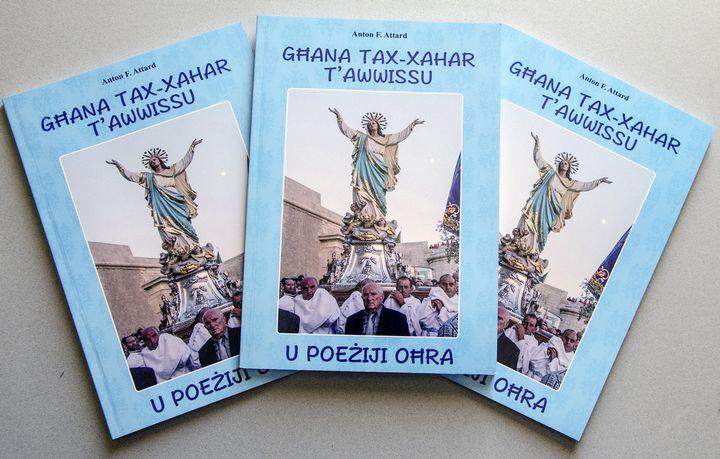 Poems by Anton F. Attard -Ghana tax-xahar t'Awwissu, u Poeziji ohra