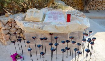75th anniversary commemoration of San Lawrenz WWII bombing victims