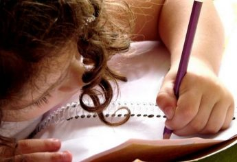 Family Writing Activity in Gozo with the National Literacy Agency