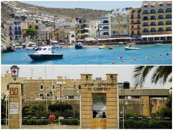 A big thank you to Xlendi Good Samaritan and the Gozo Hospital