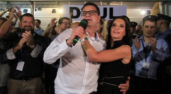 Adrian Delia elected as the new leader of the Nationalist Party