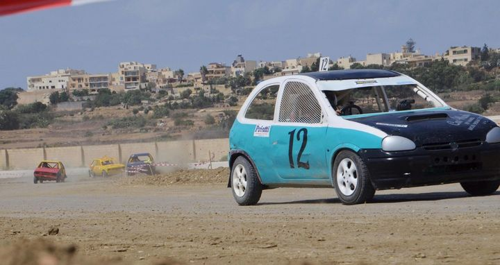 Gozo autocross event held in aid of the Arka Foundation