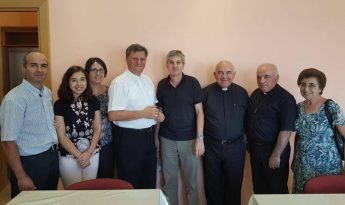 Fr Juarez Dalan leads Gozo meeting on catechesis for adults