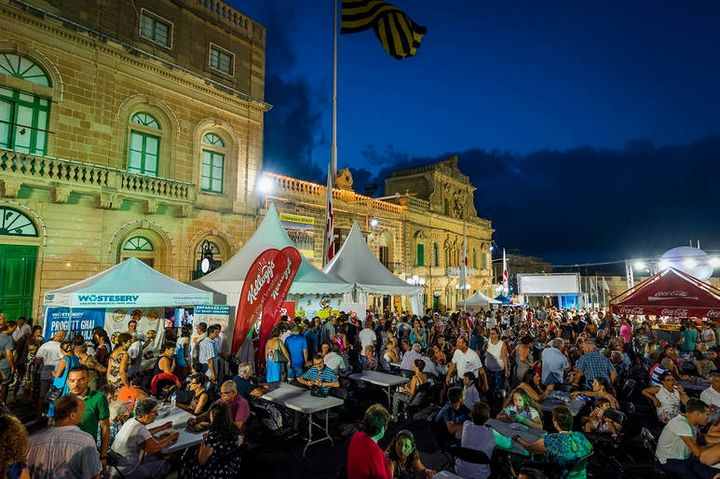 6,000 people attend Gozo Edition of the International Food Festival