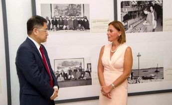 45 Years Malta - China: Photographic exhibition inaugurated at the Citadel