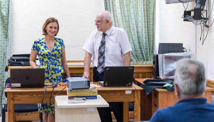 Gozo Minister discusses the Ministry's NGOs Assistance Scheme