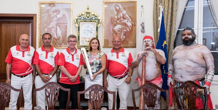 Gozo Minister welcomes Queen's Baton Relay to the island this weekend