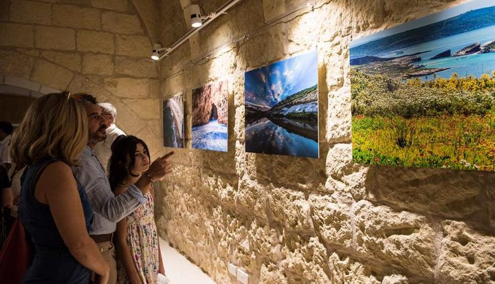 Daniel Cilia photographic exhibition highlighting Gozo's beautiful landscape