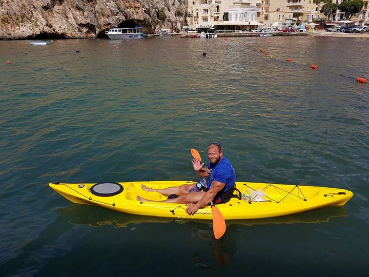 """World Record"" set in Gozo highlighting the plastic waste in our oceans"