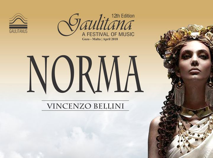 Cast announced for the opera Norma in Gozo this April