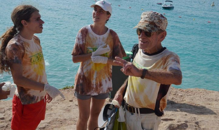 WAAO Comino Clean-up volunteers hail it as a great success