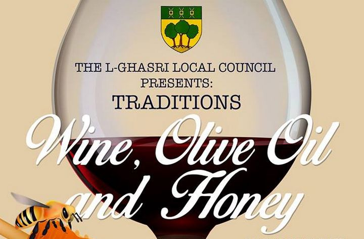 Wine, Olive Oil and Honey - Traditions: a family event in Ghasri