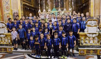 Celebration held for the opening of Xaghra United's Nursery Season