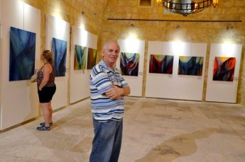 Exhibition by Gozitan artist Anthony Caruana at the Citadel