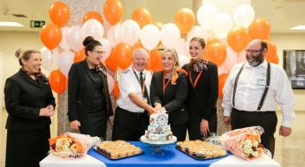 First easyJet flight from London Southend Airport lands at MIA