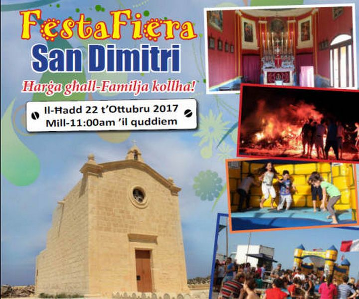 Feast of St Demetrius: Celebration of Faith, Tradition and Community Life