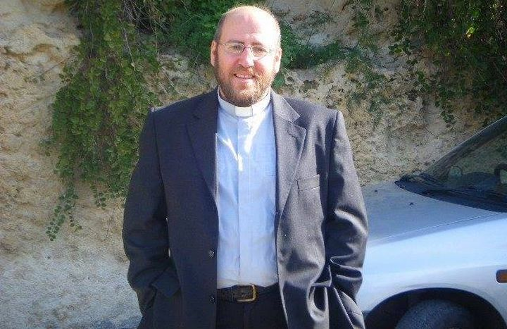 Fr Alex Cauchi appointed president of Gozitan Missionary Movement