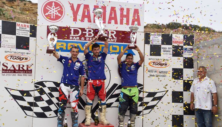 Yamaha Gozo Motocross Championship 2017/18 opens on Sunday