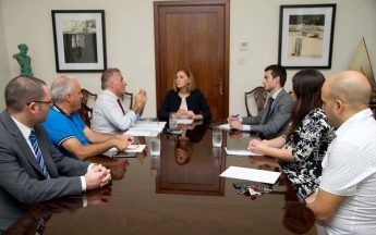 San Lawrenz Council projects discussed with the Minister for Gozo