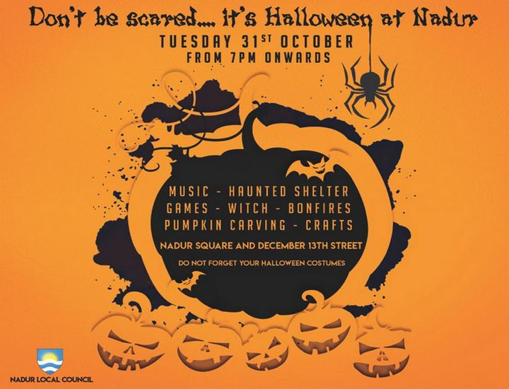 Halloween in Nadur - A spooky night of entertainment for all ages
