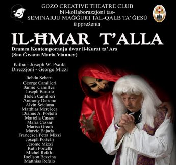 Il-Hmar t'Alla - The Gozo Creative Theatre Club's latest production