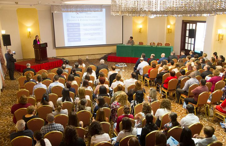 Gozo conference - Active Ageing: Challenges of the Present and Future