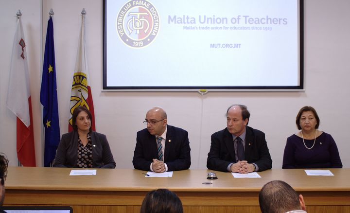 MUT announces industrial actions across the board