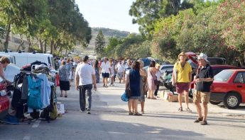 Fundraising car boot sale in aid of Arka Foundation on Sunday