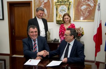 Gozo Diocese and Ministry for Gozo sign Memorandum of Understanding