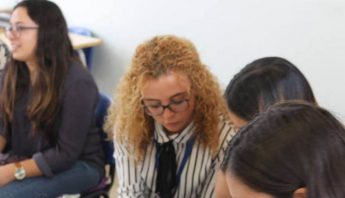 Gozitan student participates in Girl2Leader Campaign in Brussels
