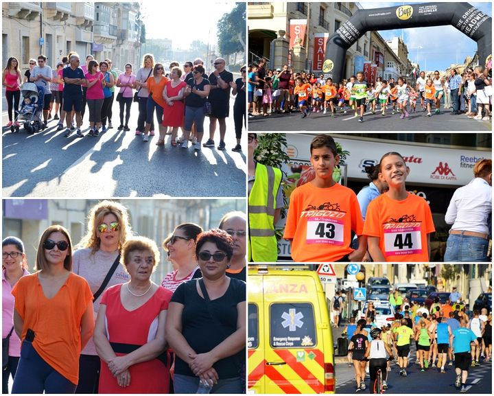 Get fit and help a good cause by joining in the OASI Cup Run 2018