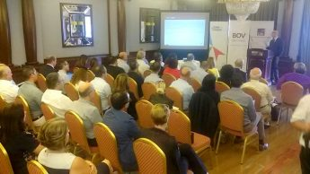 Gozo Business Chamber members attend SME Week Seminar