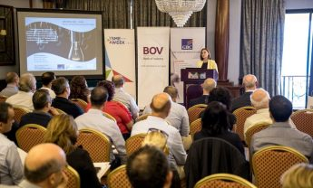 Local businesses attend seminar for SME Week in Gozo