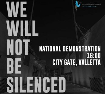 KNZ and SDM endorse tomorrow's National Demonstration for Justice