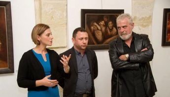 CROSS Channel Expo inaugurated at the Citadel in Gozo