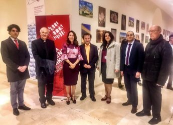 Photographic exhibition by Daniel Cilia at Rome cultural centre