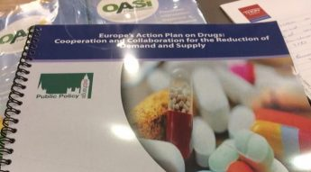 OASI representatives attend symposium on drug abuse/trafficking