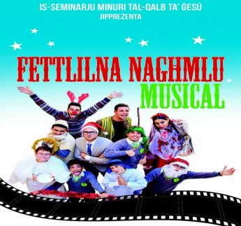 Fettlilna Naghmlu Musical by the Sacred Heart Minor Seminary Victoria