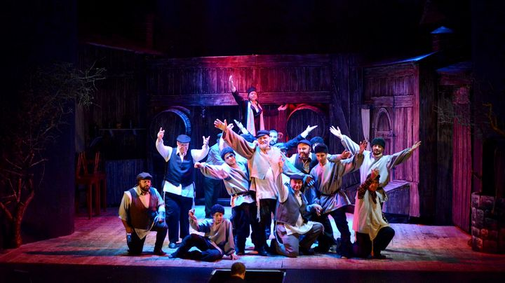 Fiddler on the Roof extra final show next Saturday in Gozo