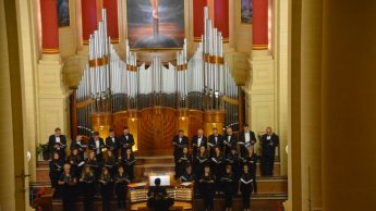 Gaulitanus Choir concert for Malta International Organ Festival
