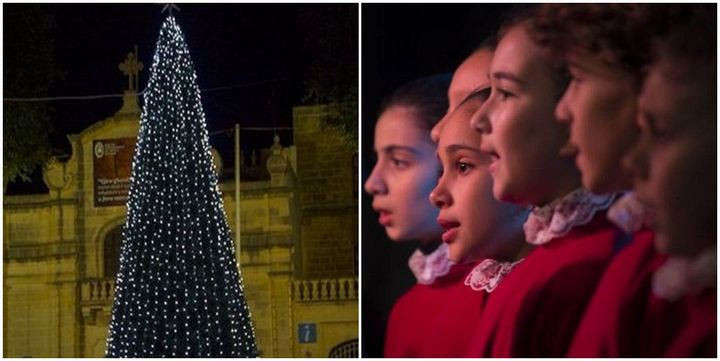 Christmas in Gozo festivities have their official opening on Saturday