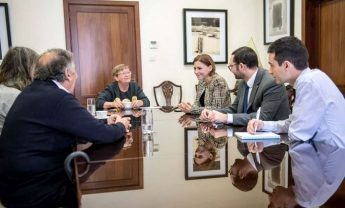 Gozo Minister discusses animal welfare with members of Gozo SPCA