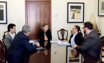 Gozo Minister and KNPD Commissioner discuss accessibility in Gozo