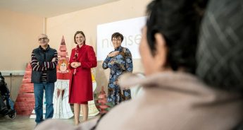 I am thinking of You campaign launched in Gozo for Christmas
