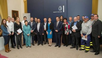 Gozitan voluntary organisations receive grant from NGOs Fund