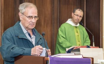 Bishop Grech urges journalists to have courage and continue their work
