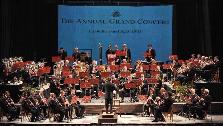 La Stella Band's Grand Concert to close Festival Mediterranea in Gozo