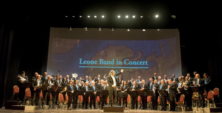A Celebration of Music in Gozo by the Leone Band in concert